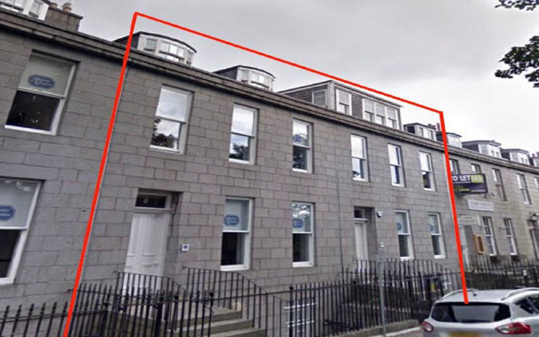 8 & 9 Bon Accord Crescent, Aberdeen AB11 6DN