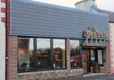 Sea Salt Restaurant 57 Frederick Crescent, Port Ellen, PA24 7BD