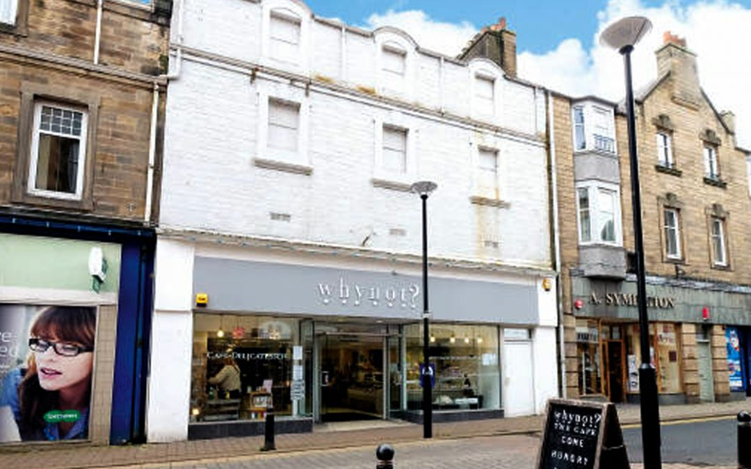 48-50 Channel Street, Galashiels, TD1 1BA