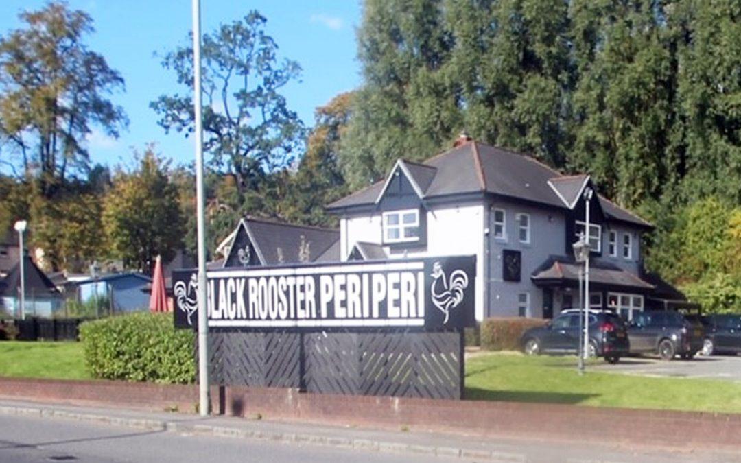 Black Rooster, Dumbarton Road, Dumbarton
