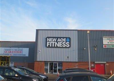 New Age Fitness, 51 Locks Street, Coatbridge, ML5 3RT
