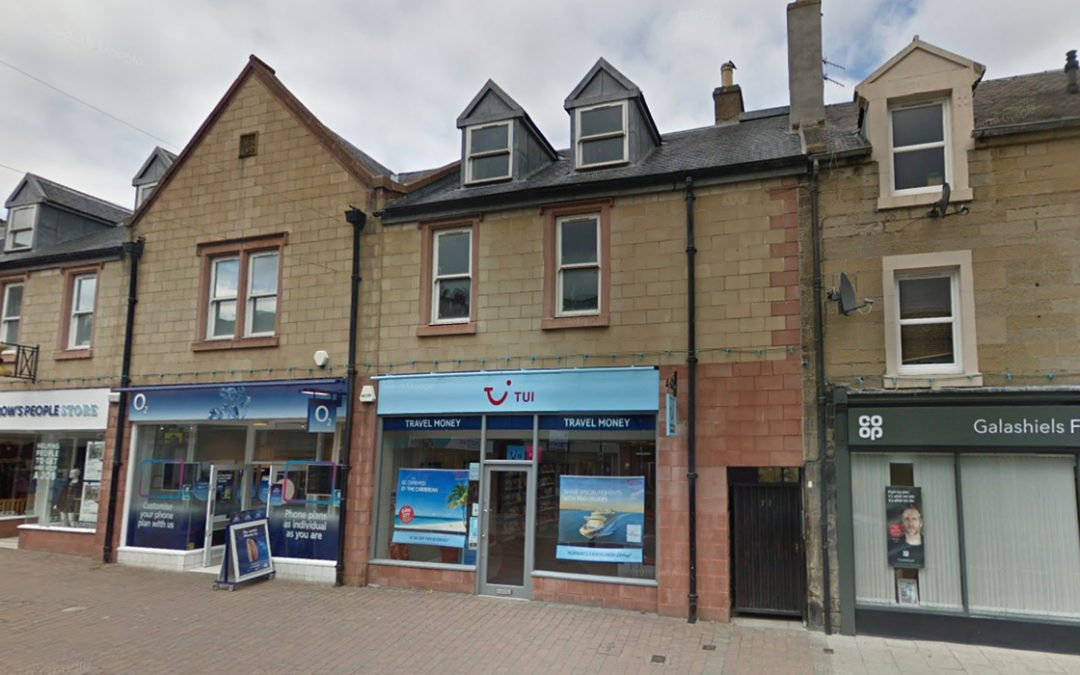 71 Channel Street, Galashiels, TD1 1BN