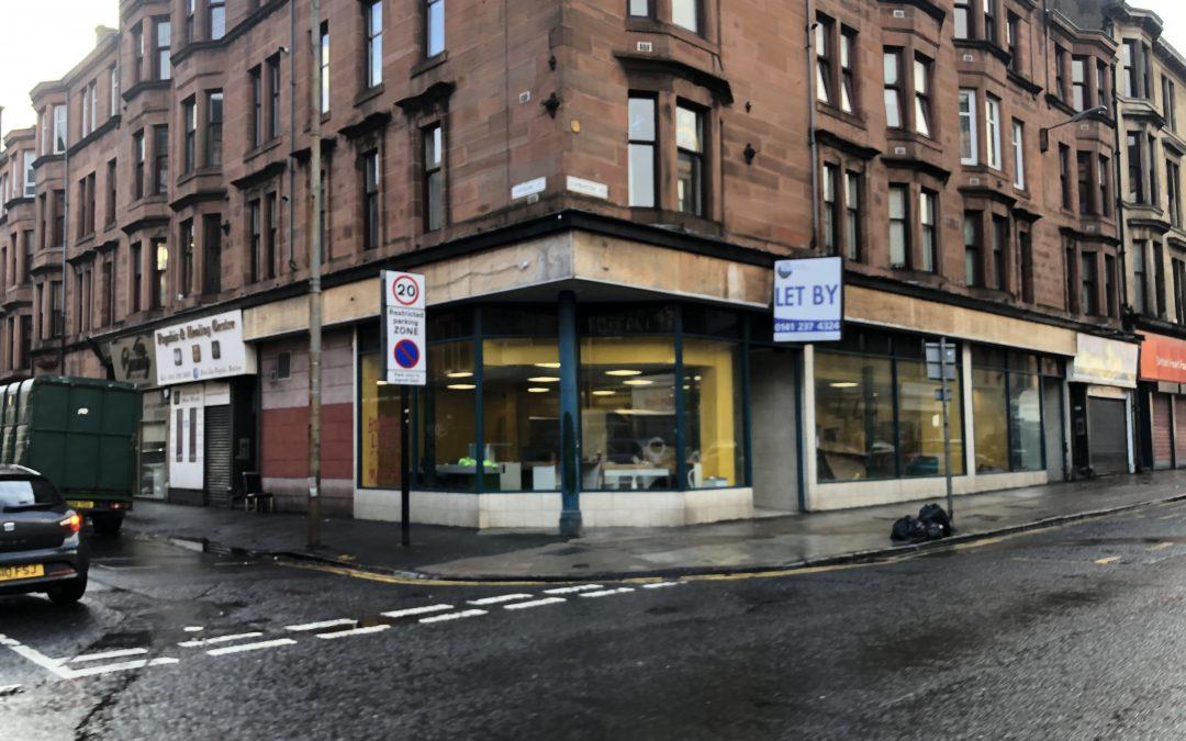 445-449 Dumbarton Road, Partick, Glasgow, G11 6EJ