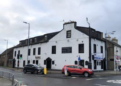 Burns Bar, 34-36 High Street, Irvine, KA12 0AY