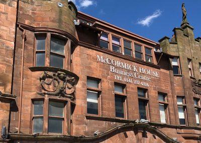 McCormick House, 50 Darnley Street, Glasgow, G41 2SE