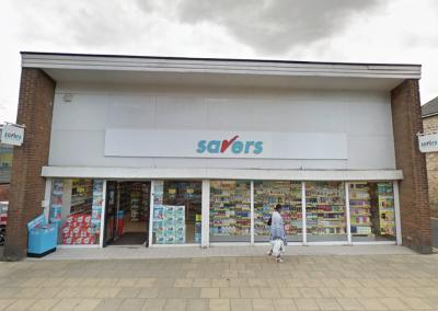 Savers, 45 Durham Road, Chester-Le Street, Durham, DH3 2QJ