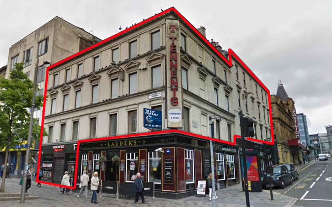 80-82 Sauchiehall Street, Glasgow, G2 3DE