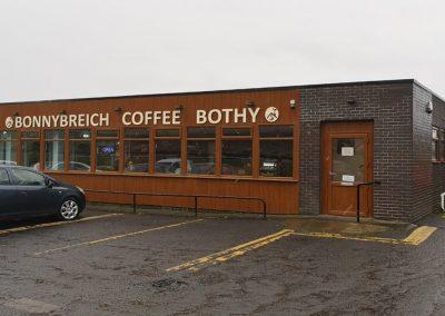 Former Coffee Bothy, Balnabreich, Brechin, DD9 6RN