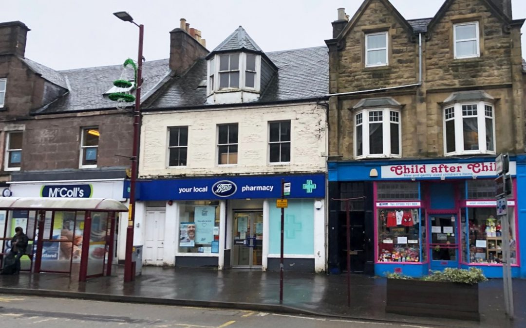 9-11 High Street, Crieff, Perthshire, PH7 3HU