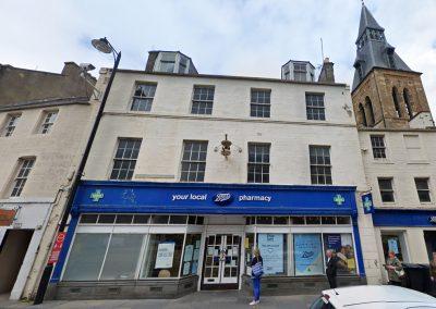 2-8 St. Catherine Street, Cupar, Fife, KY15 4BT