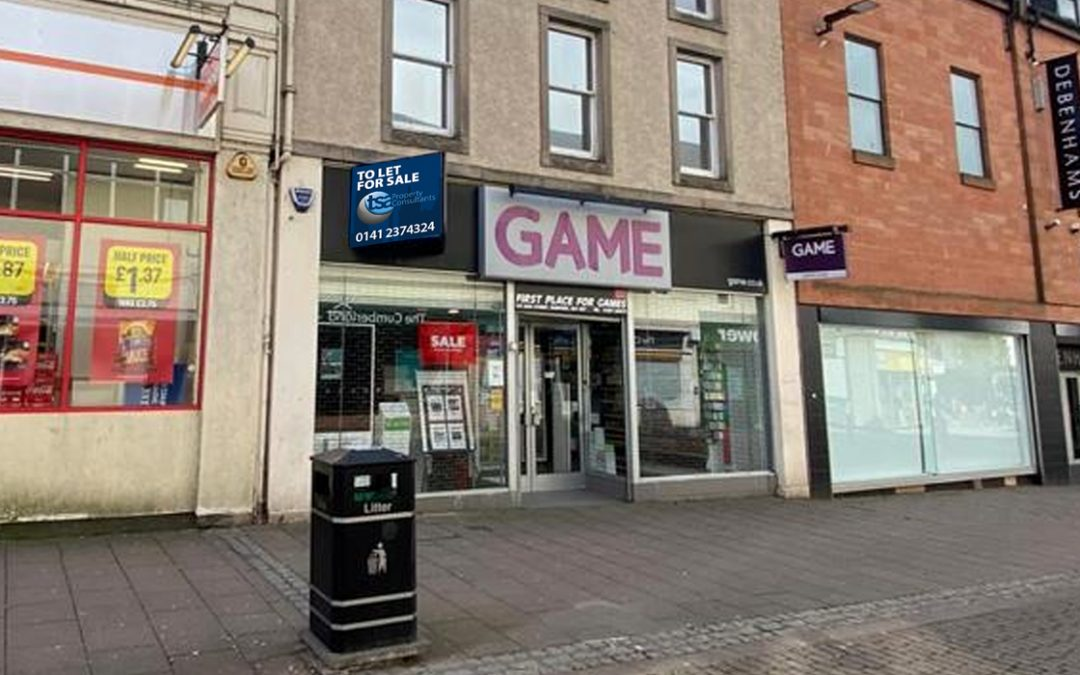 175 High Street, Dumfries, DG1 2QT