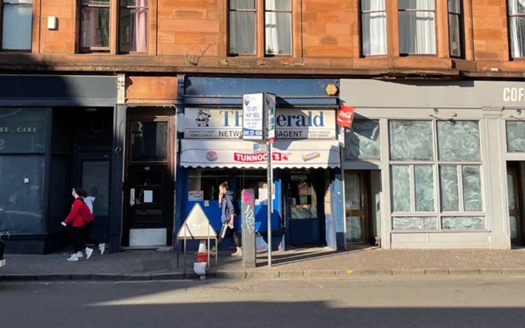 44 Woodlands Road, Glasgow, G3 6UR