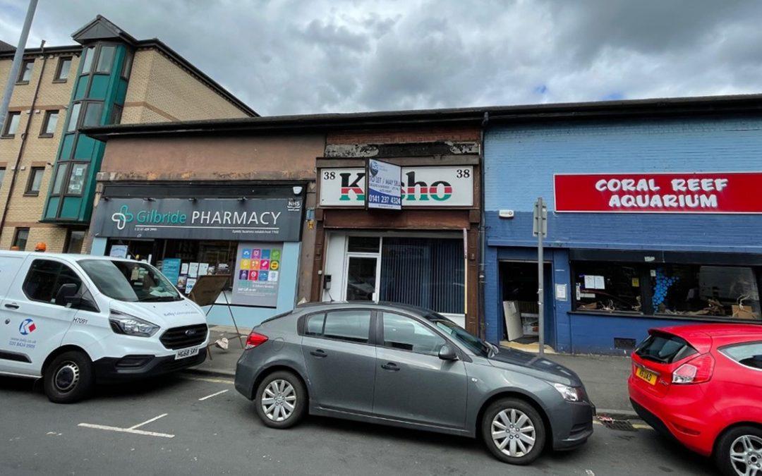 38 Paisley Road West, Glasgow, G51 1LB