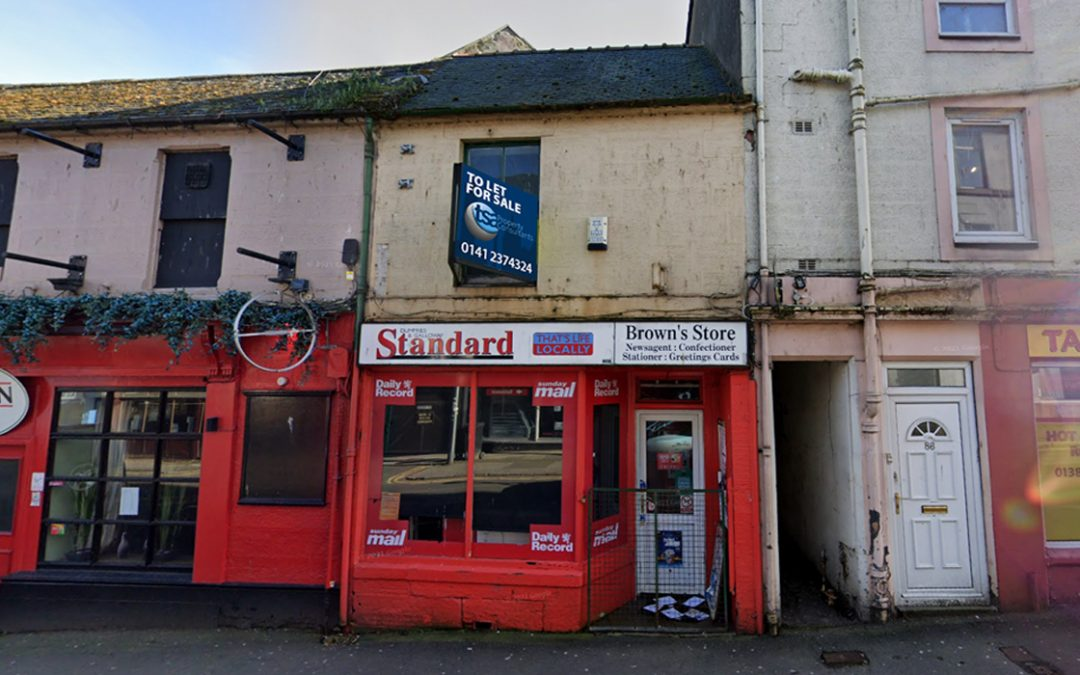 90 English Street, Dumfries, DG1 2BY