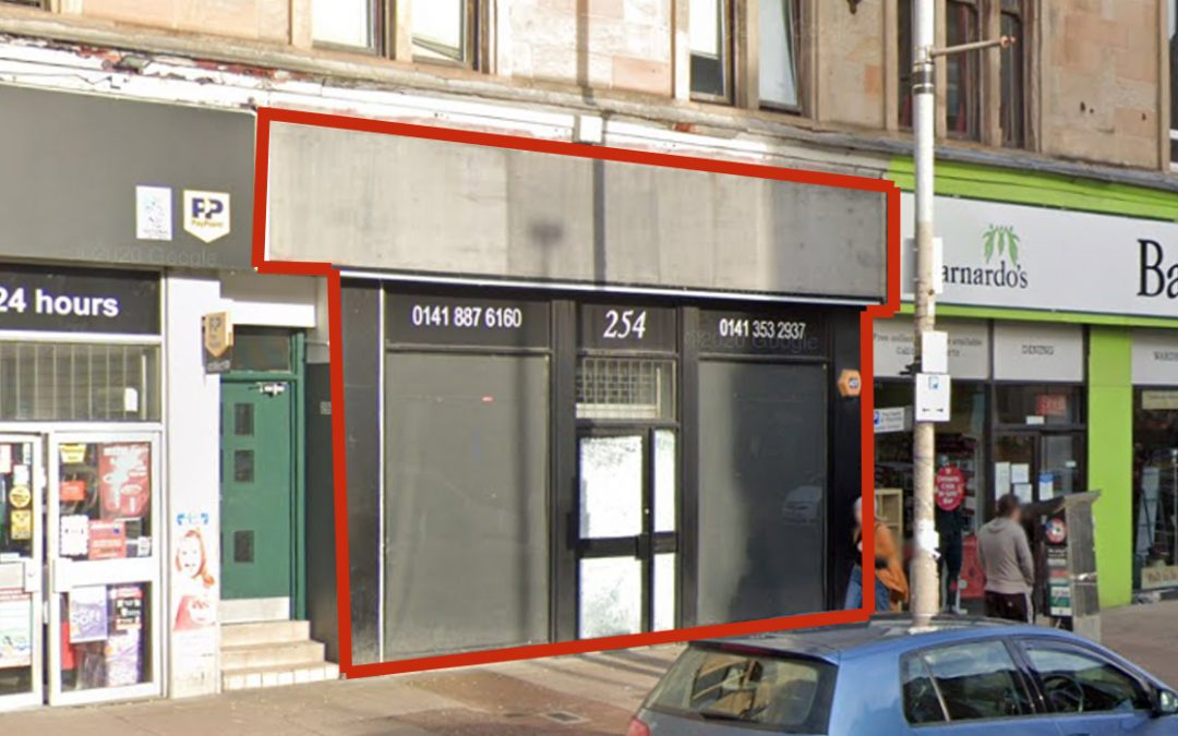 254 Great Western Road, Glasgow G4 9EJ