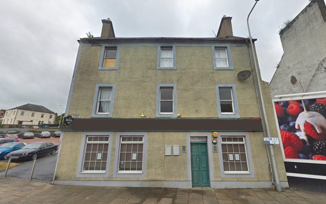 395-399 High Street, Kirkcaldy, KY1 2SG