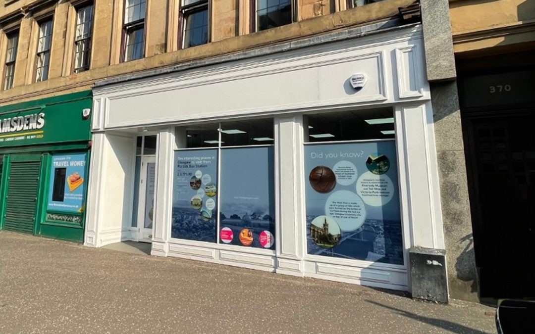 372 Dumbarton Road, Glasgow, G11 6RZ