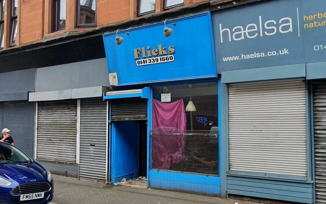5 Hayburn Street, Glasgow, G11 6DE