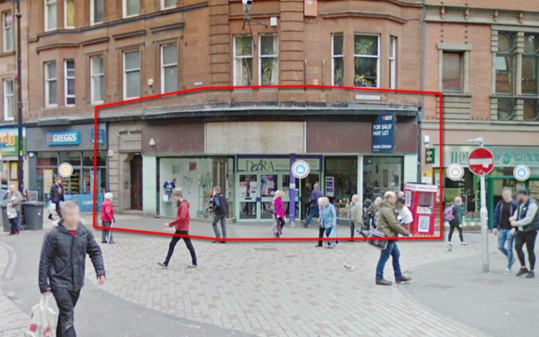 79 Murraygate, Dundee, DD1 2EA